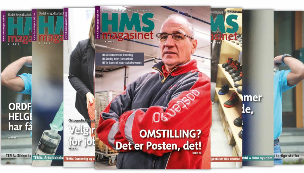 Gunvald Gabrielsen (58) har 40 år bak seg i Posten, men er forberedt på større omstillinger i årene som kommer