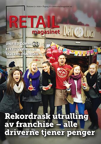 Retailmagasinet 5/2020