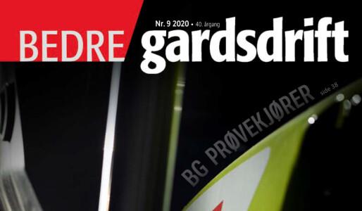Bedre Gardsdrift 9/2020