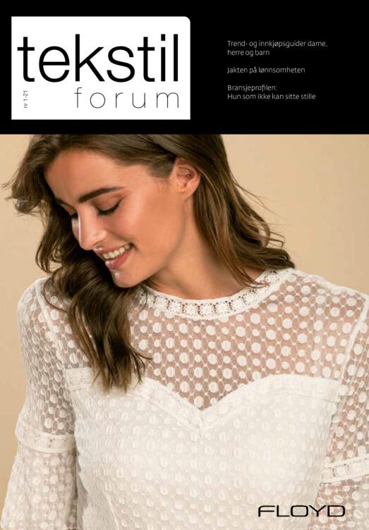 Tekstilforum 1/2021
