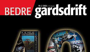 Bedre Gardsdrift 2/2021