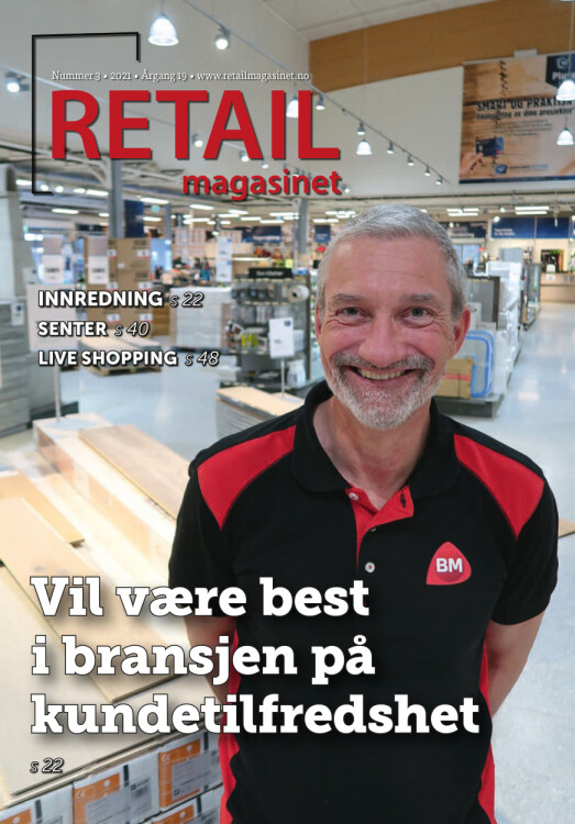Retailmagasinet 3/2021